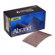 Abranet Mixed Pack. 10 each Grit 120,180,240,320,400. 50 pieces